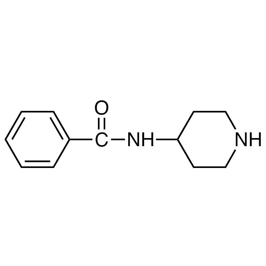 4-Benzamidopiperidine