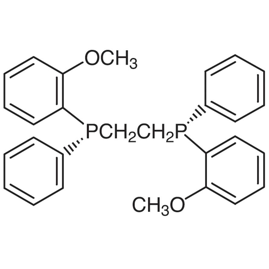 (R,R)-1,2-Bis[(2-methoxyphenyl)phenylphosphino]ethane