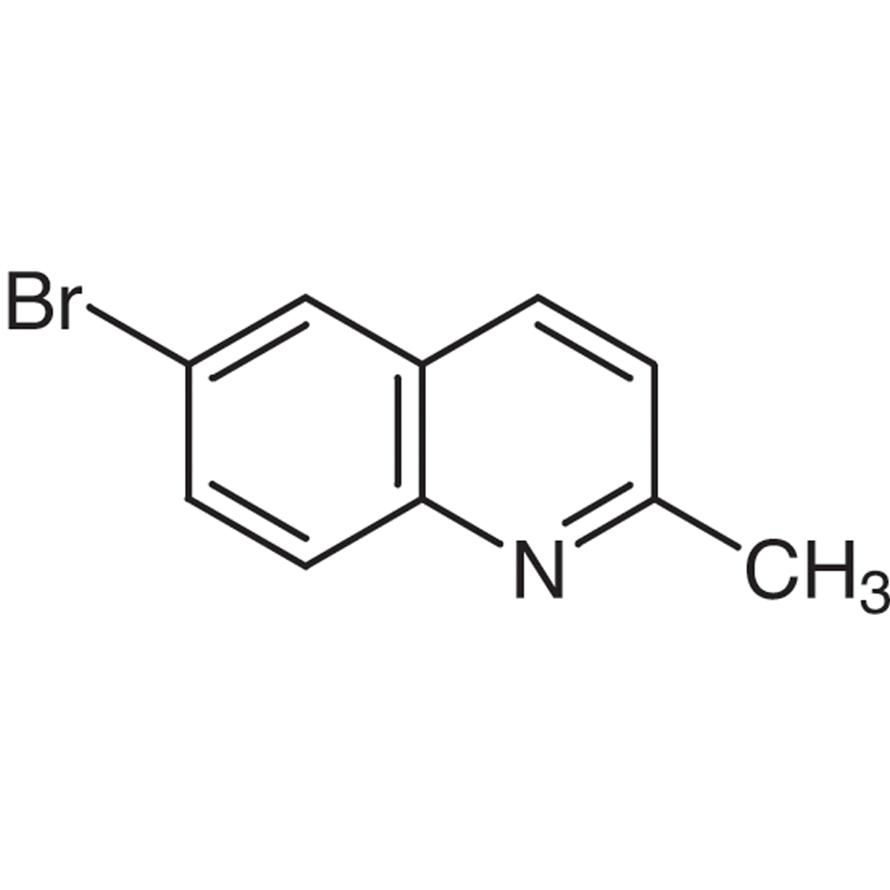 6-Bromo-2-methylquinoline