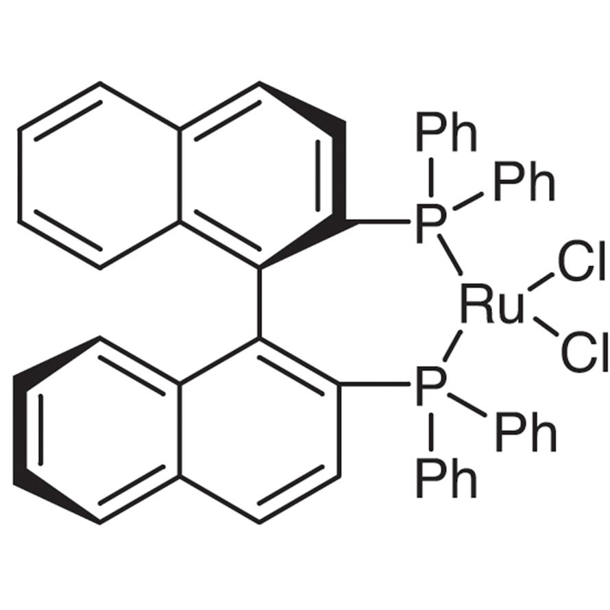 [(R)-2,2'-Bis(diphenylphosphino)-1,1'-binaphthyl]ruthenium(II) Dichloride