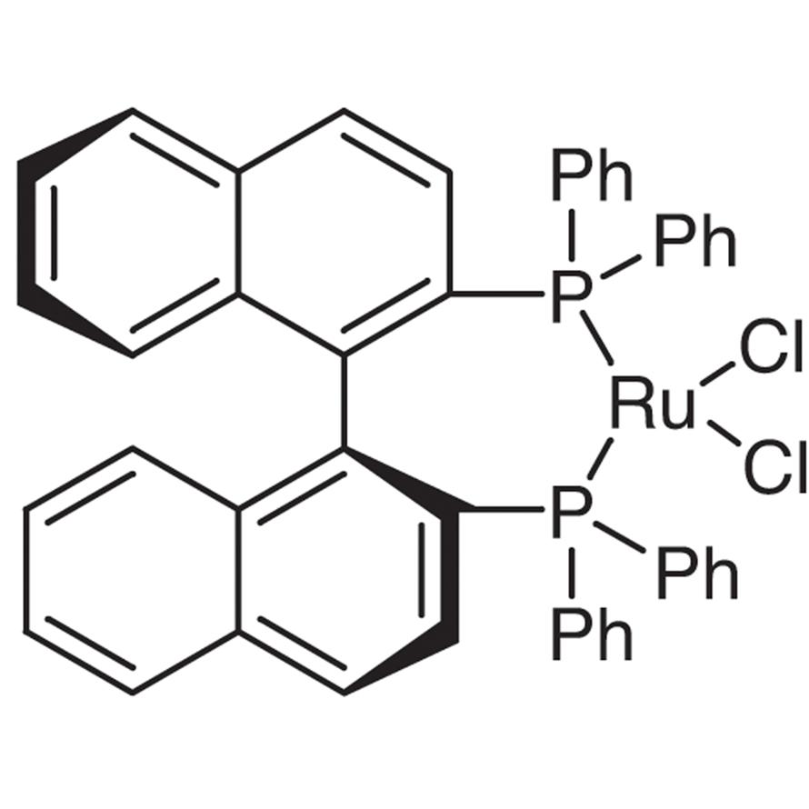 [(S)-2,2'-Bis(diphenylphosphino)-1,1'-binaphthyl]ruthenium(II) Dichloride