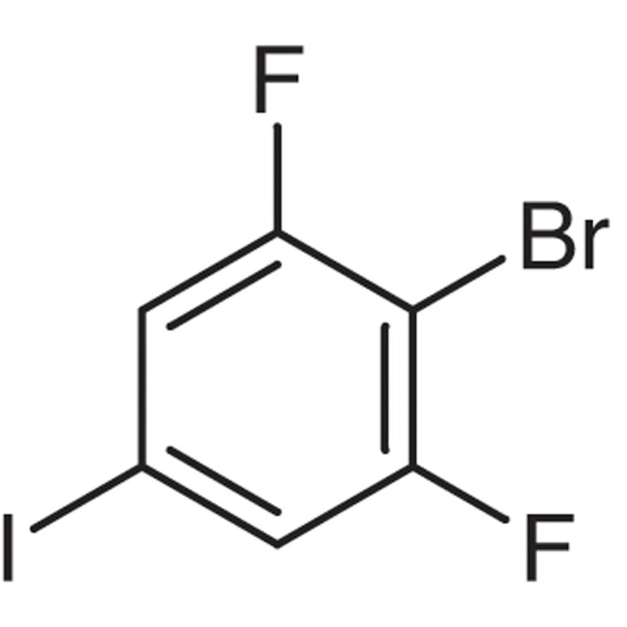 2-Bromo-1,3-difluoro-5-iodobenzene