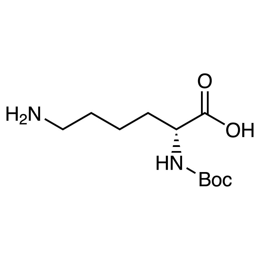 N-(tert-Butoxycarbonyl)-D-lysine
