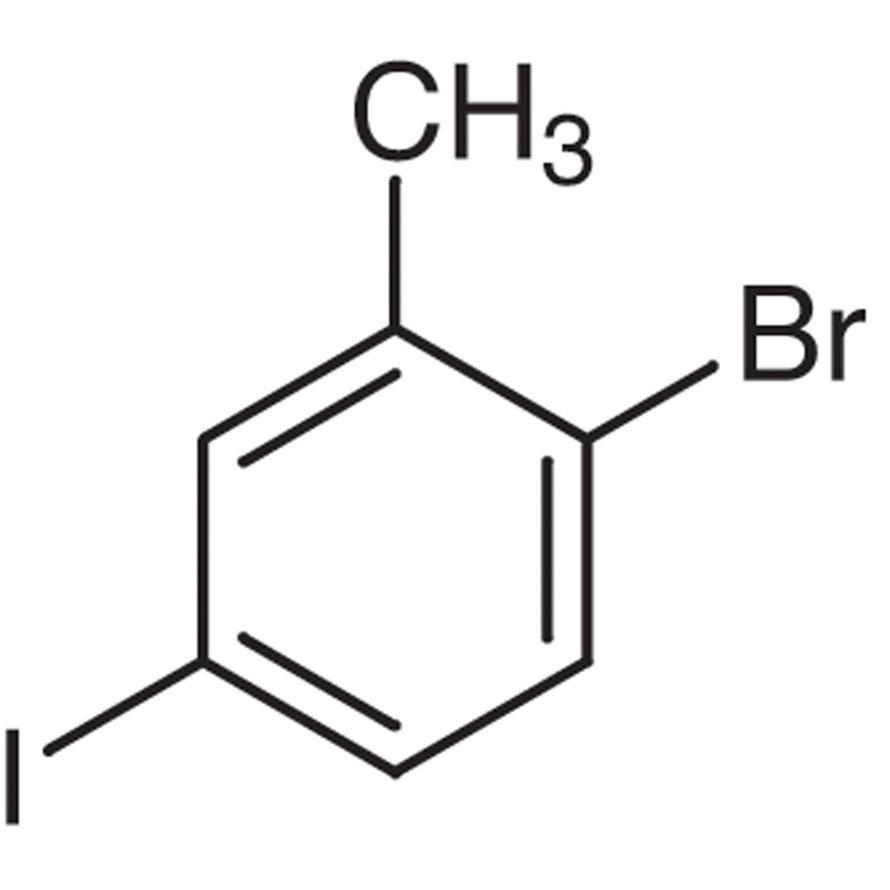 2-Bromo-5-iodotoluene