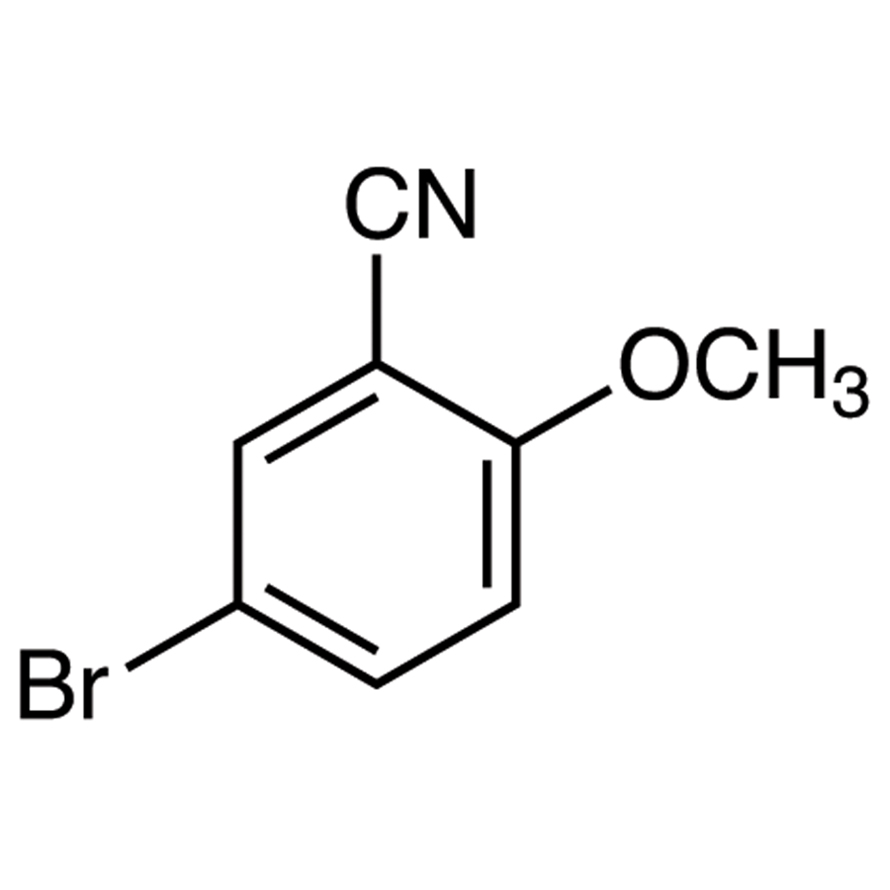 5-Bromo-2-methoxybenzonitrile