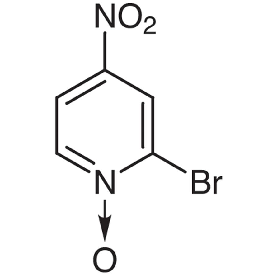 2-Bromo-4-nitropyridine N-Oxide
