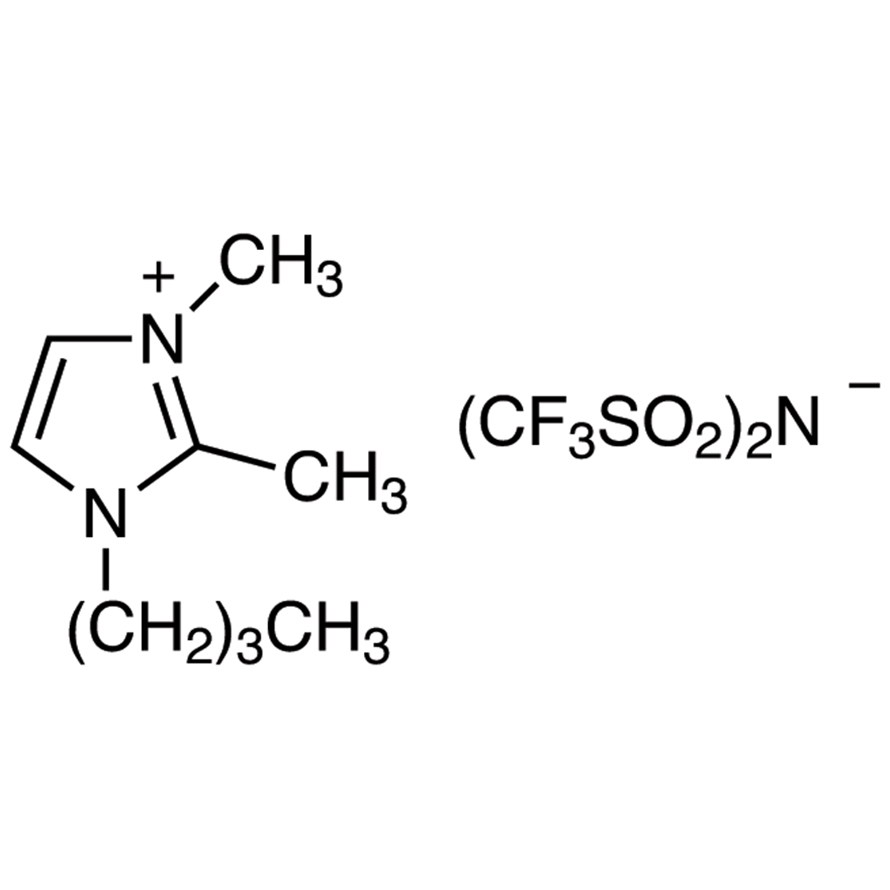 1-Butyl-2,3-dimethylimidazolium Bis(trifluoromethanesulfonyl)imide