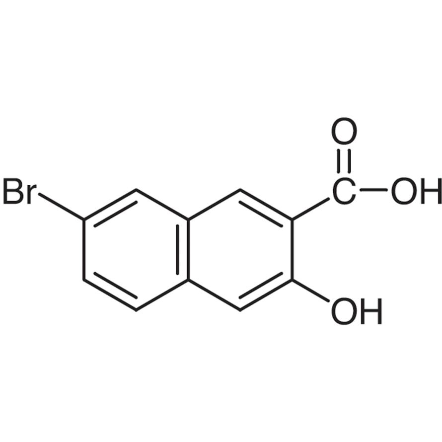 7-Bromo-3-hydroxy-2-naphthoic Acid