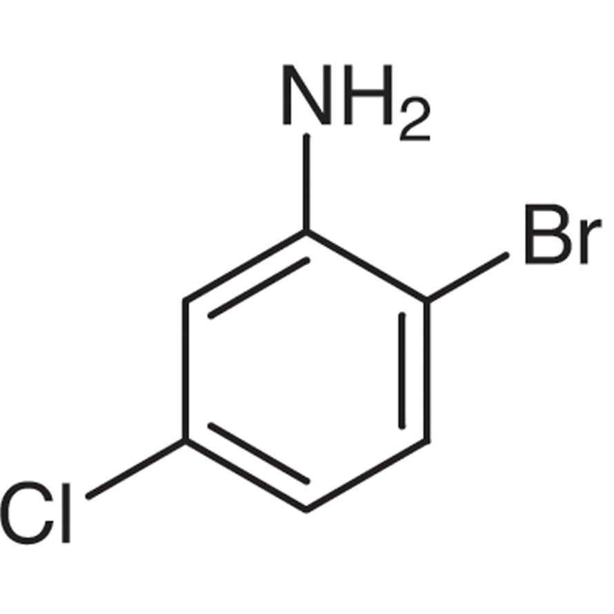 2-Bromo-5-chloroaniline