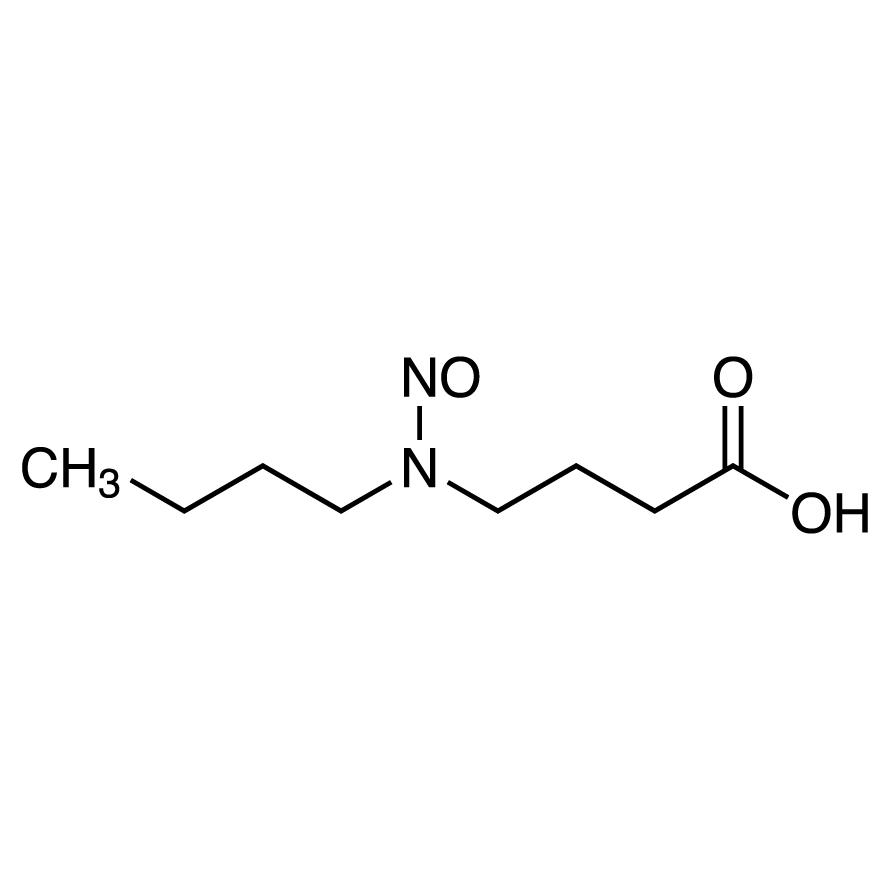 4-(N-Butyl-N-nitrosamino)butyric Acid