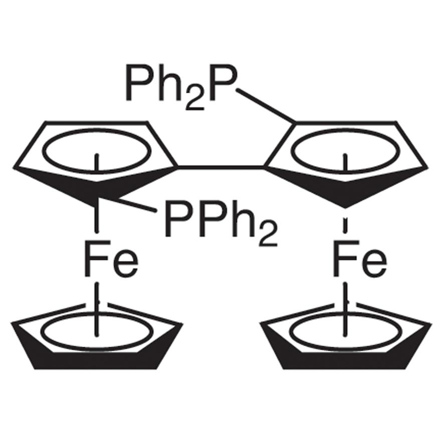 (R,R'')-2,2''-Bis(diphenylphosphino)-1,1''-biferrocene