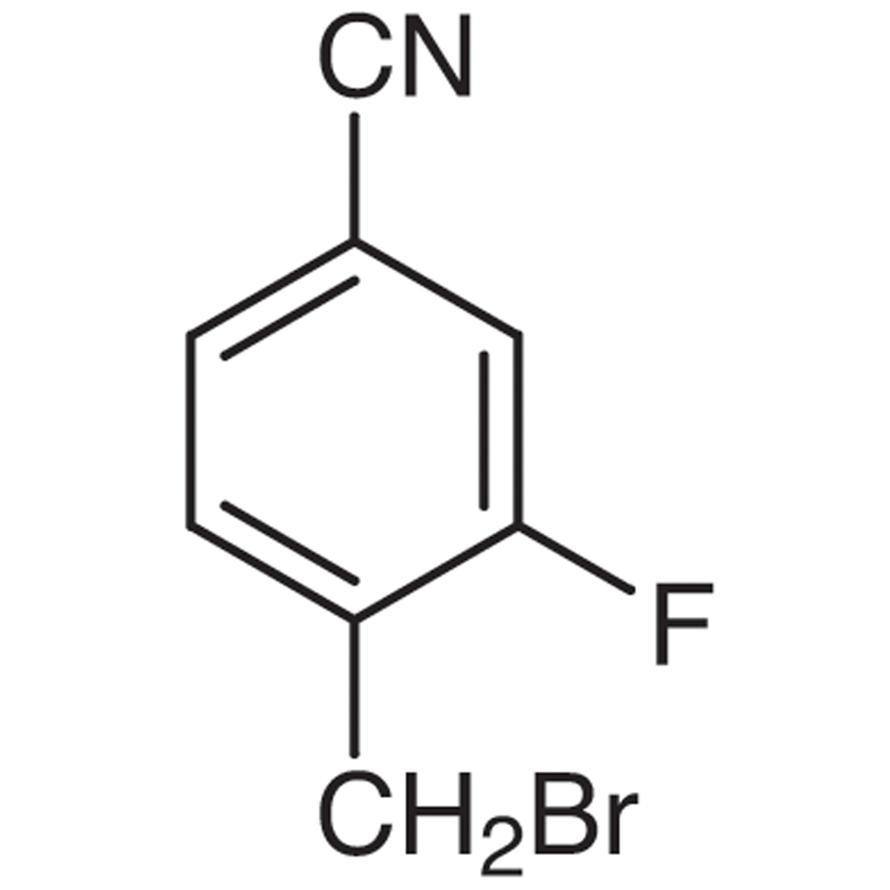 4-(Bromomethyl)-3-fluorobenzonitrile