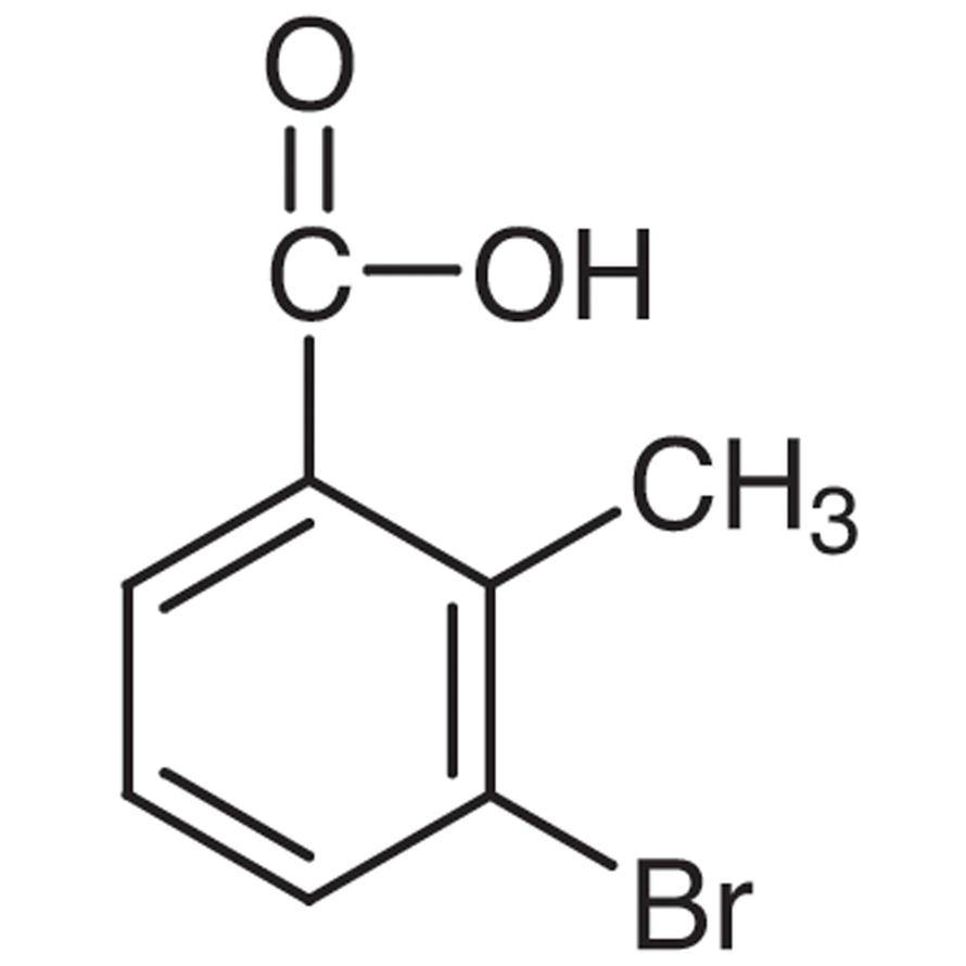 3-Bromo-2-methylbenzoic Acid