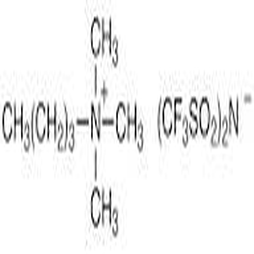 Butyltrimethylammonium Bis(trifluoromethanesulfonyl)imide
