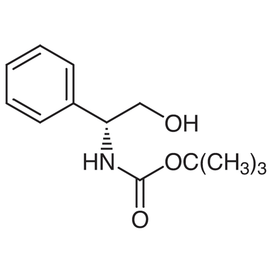 N-(tert-Butoxycarbonyl)-D-2-phenylglycinol