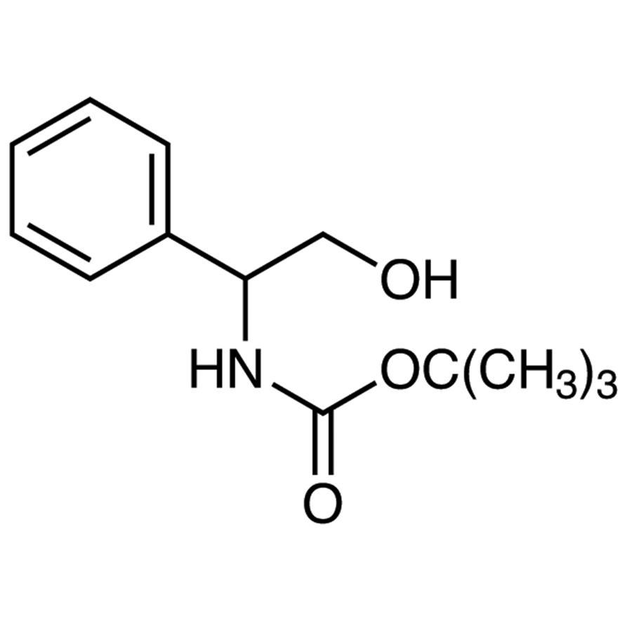N-(tert-Butoxycarbonyl)-DL-2-phenylglycinol
