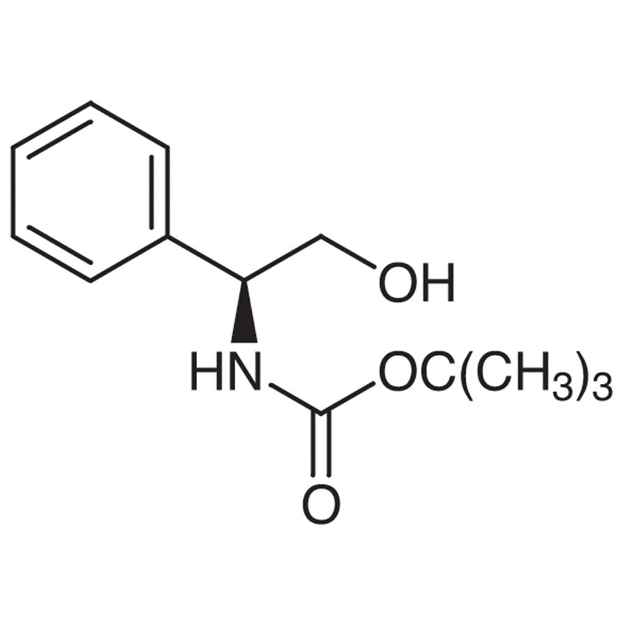 N-(tert-Butoxycarbonyl)-L-2-phenylglycinol