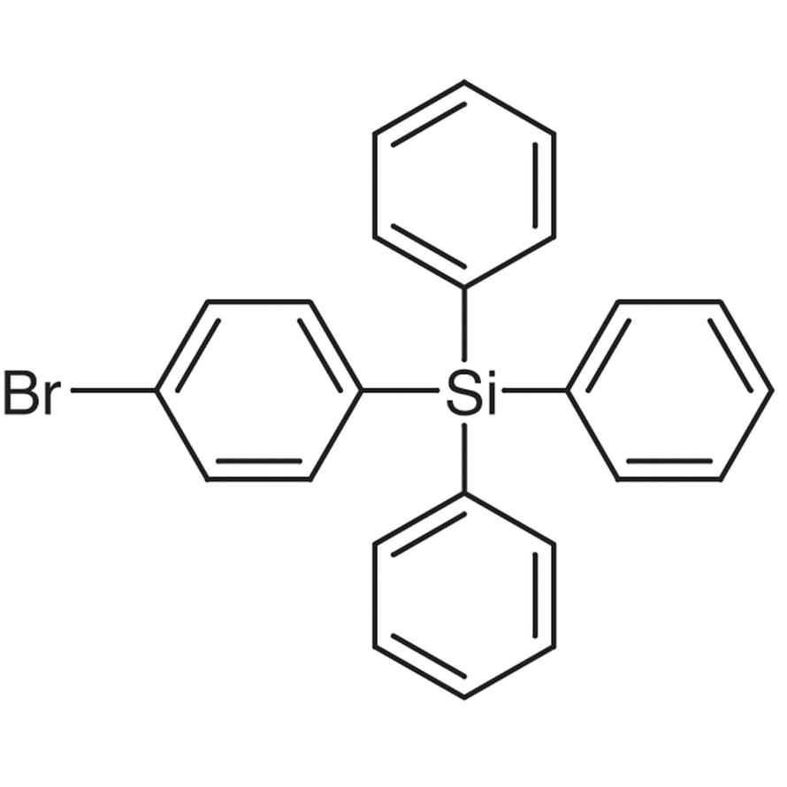 4-Bromotetraphenylsilane