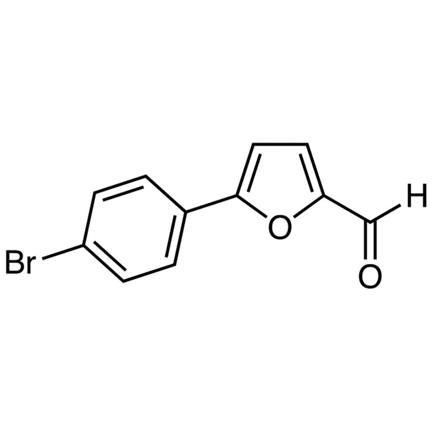 5-(4-Bromophenyl)-2-furaldehyde