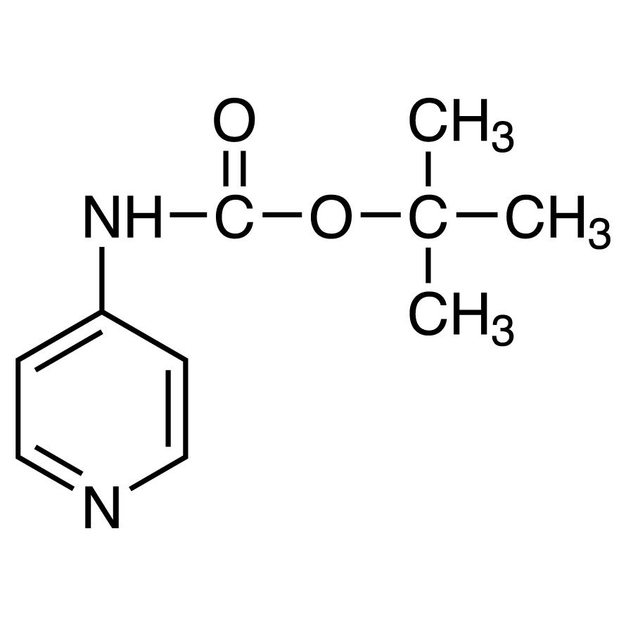 4-(tert-Butoxycarbonylamino)pyridine