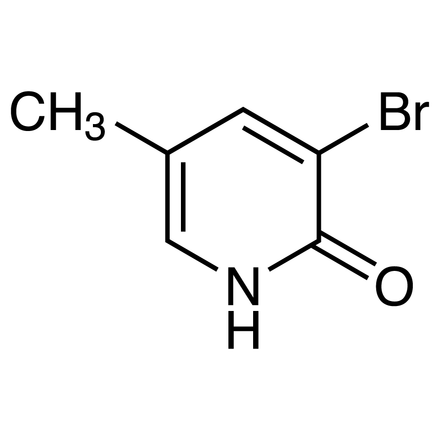 3-Bromo-5-methyl-2-pyridone