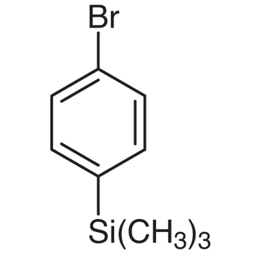 1-Bromo-4-(trimethylsilyl)benzene