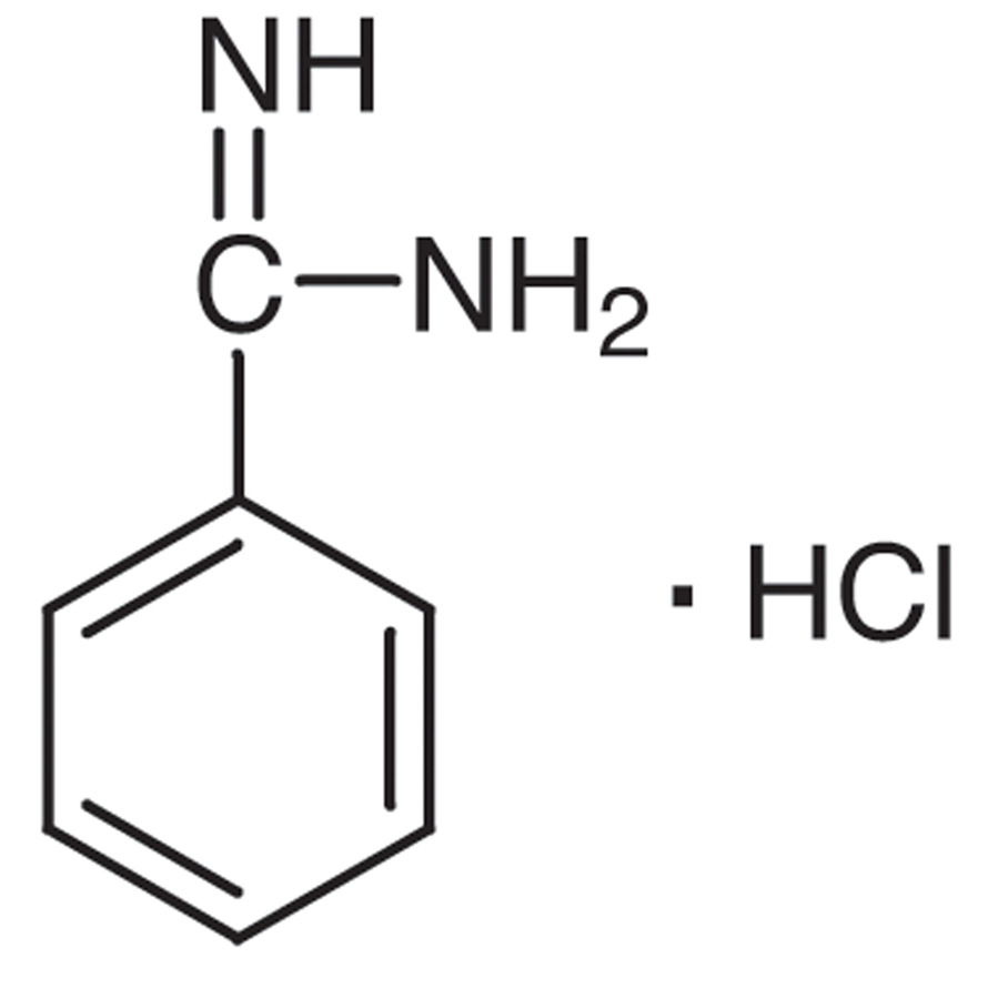 Benzamidine Hydrochloride [for Biochemical Research]