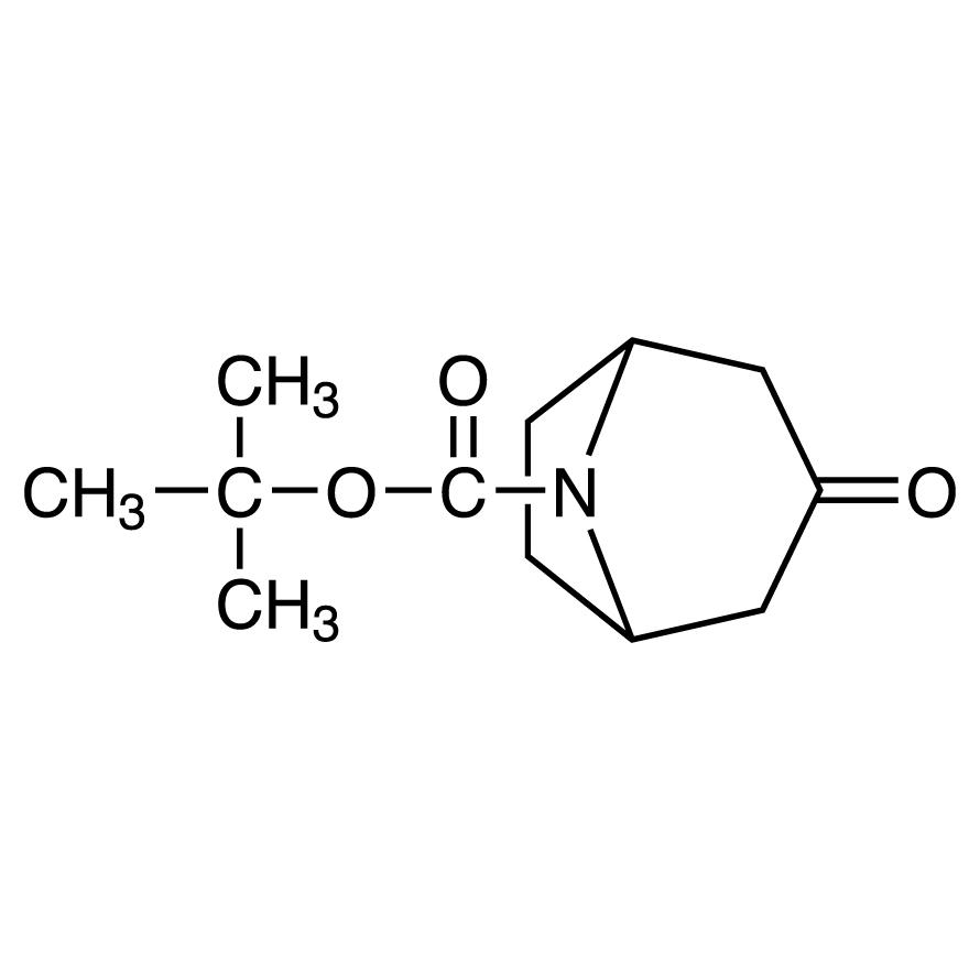 N-(tert-Butoxycarbonyl)nortropinone