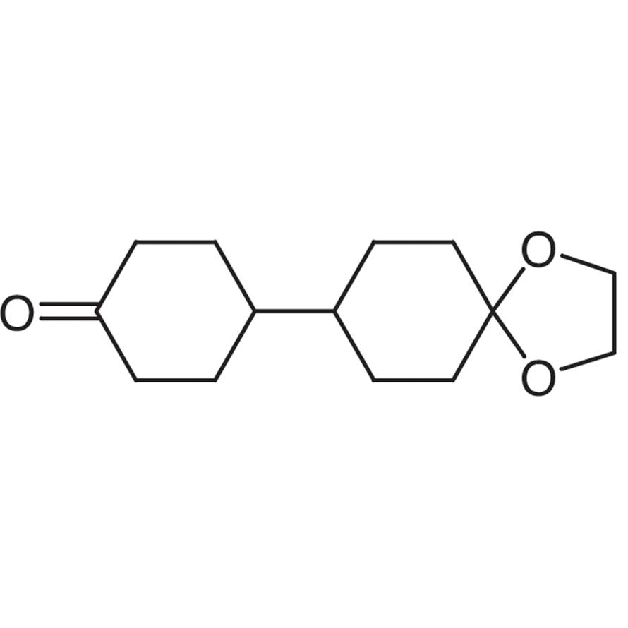 Bicyclohexane-4,4'-dione Monoethylene Ketal