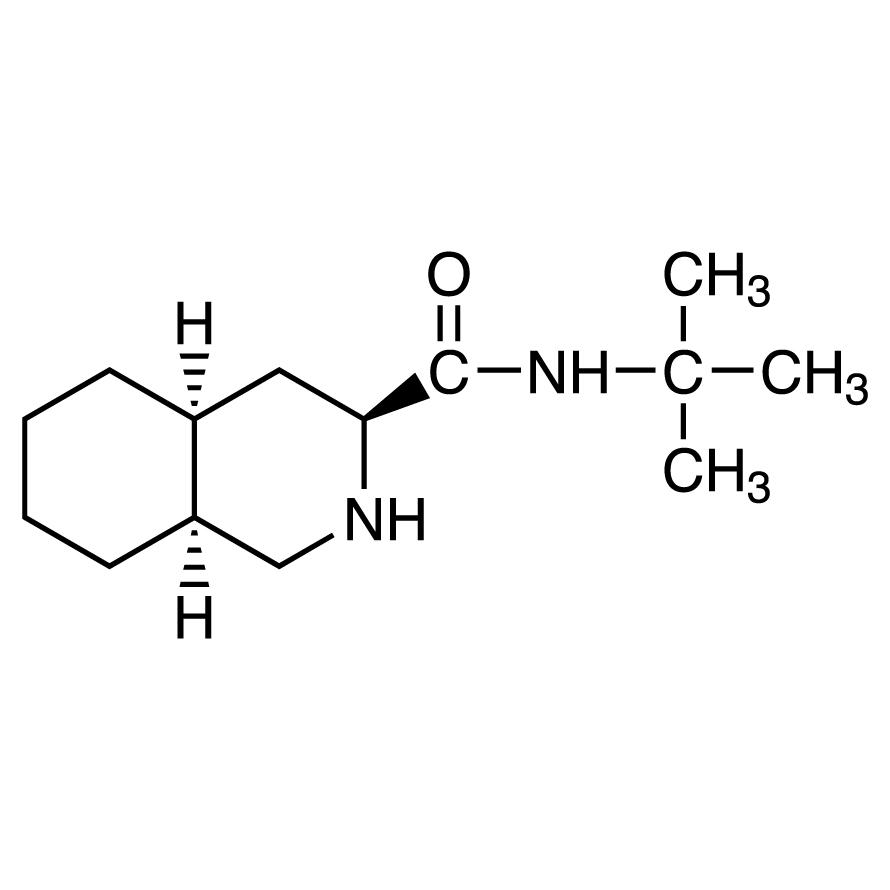 (S)-N-tert-Butyldecahydroisoquinoline-3-carboxamide