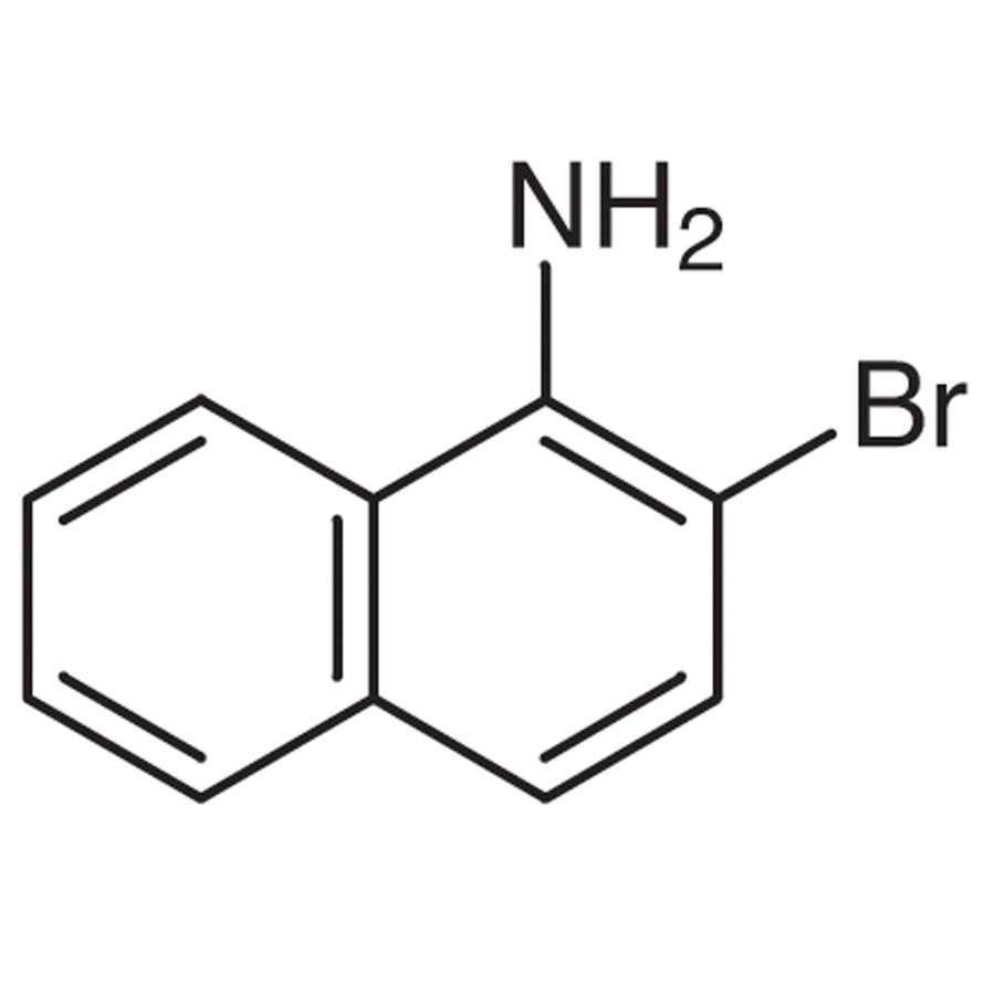 1-Amino-2-bromonaphthalene