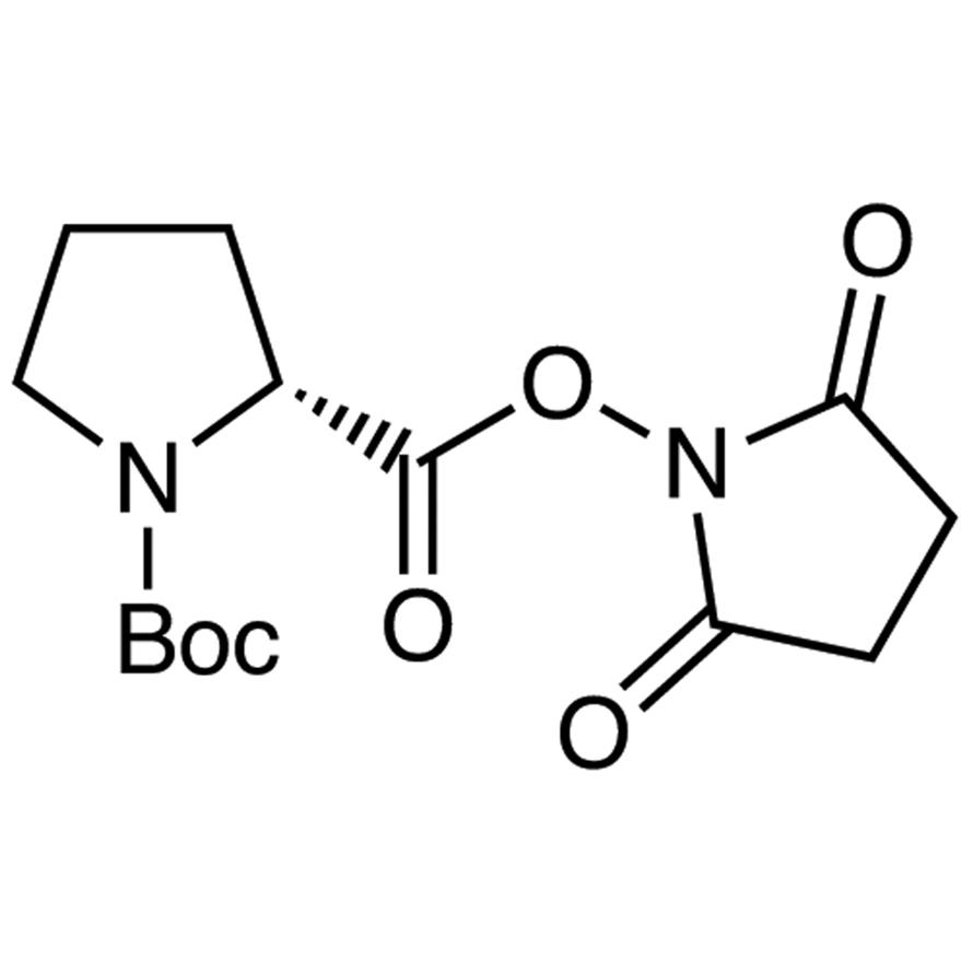 N-(tert-Butoxycarbonyl)-D-proline Succinimidyl Ester