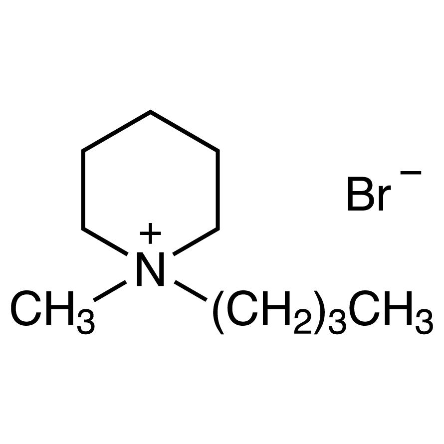 1-Butyl-1-methylpiperidinium Bromide