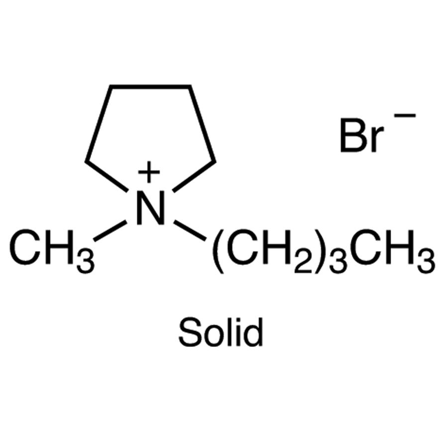 1-Butyl-1-methylpyrrolidinium Bromide