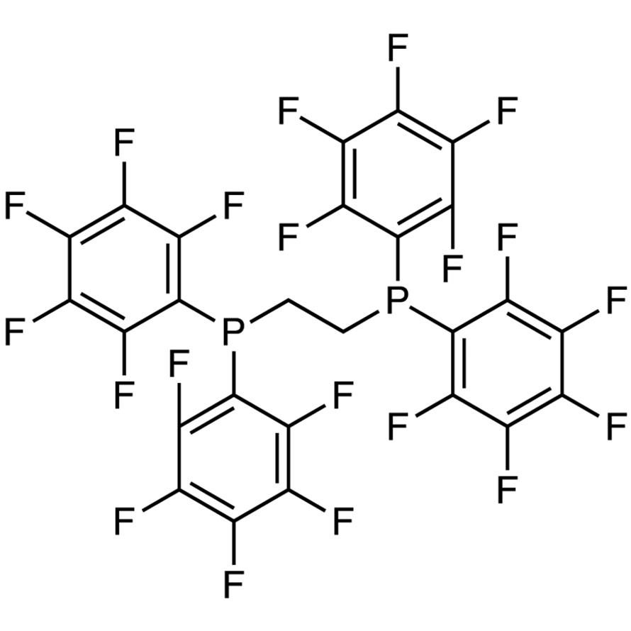 1,2-Bis[bis(pentafluorophenyl)phosphino]ethane