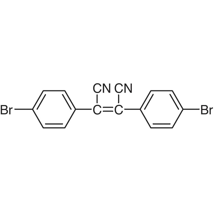 2,3-Bis(4-bromophenyl)-2-butenedinitrile