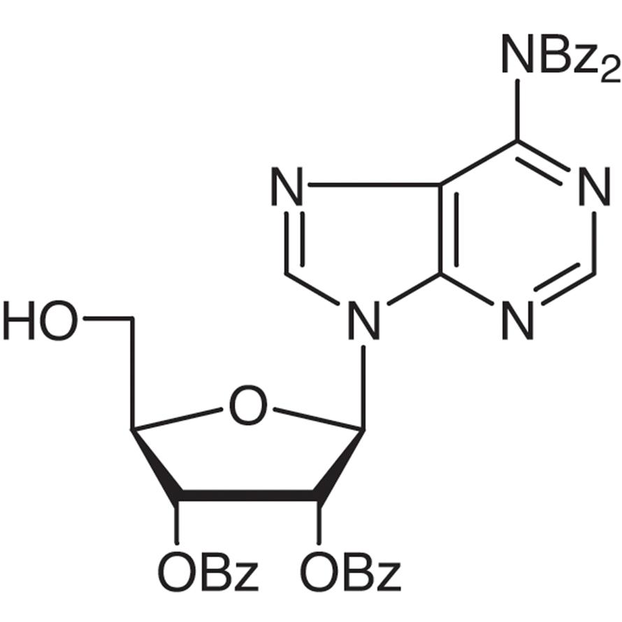 N6-Dibenzoyladenosine 2',3'-Dibenzoate