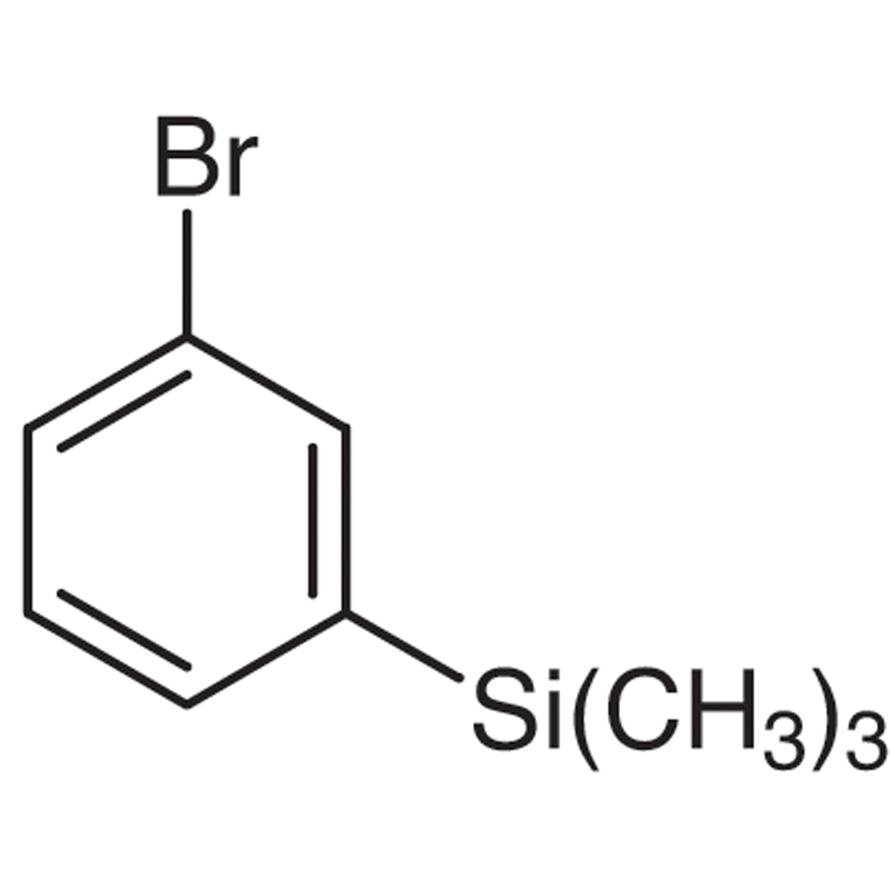 1-Bromo-3-(trimethylsilyl)benzene