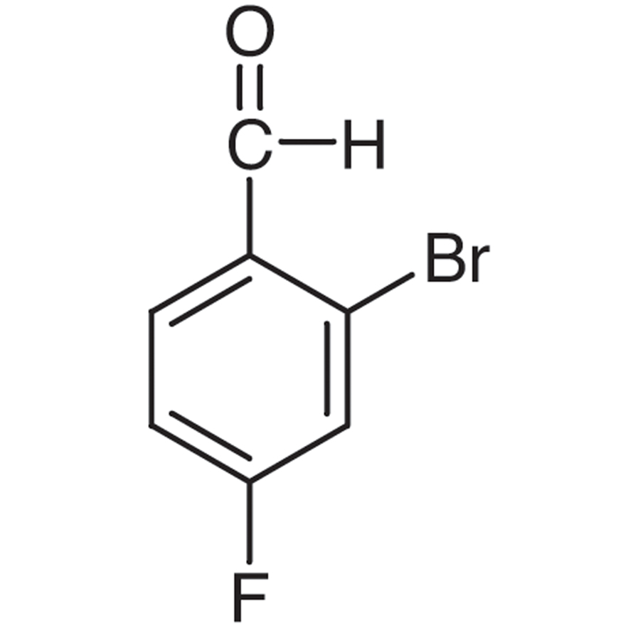 2-Bromo-4-fluorobenzaldehyde