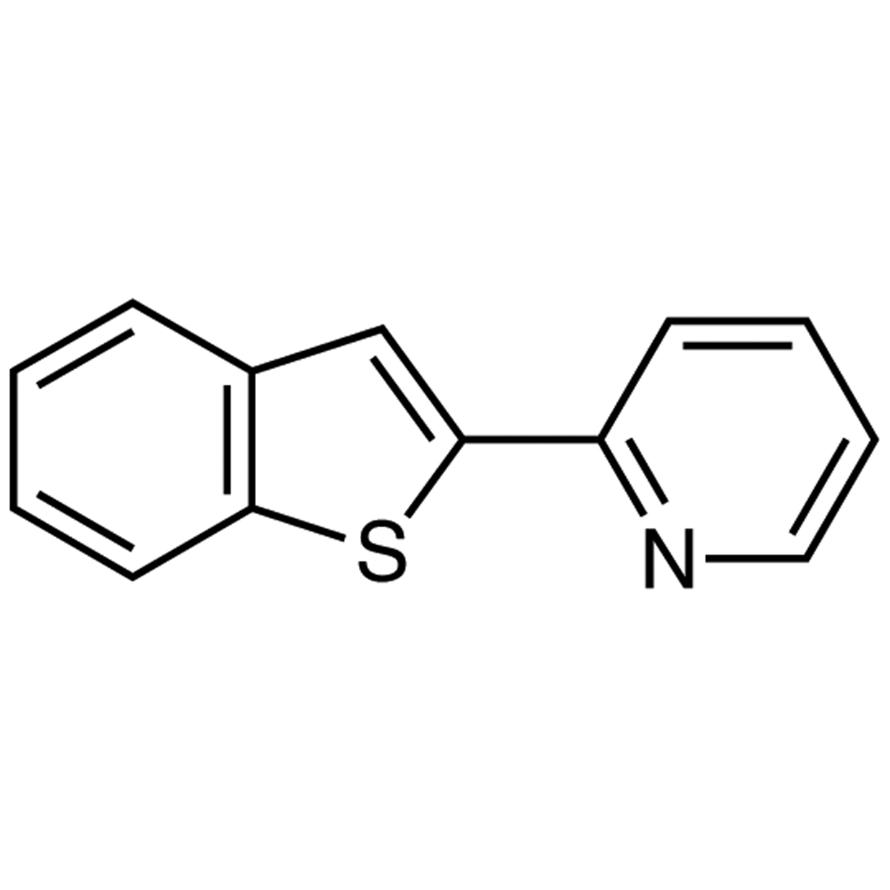 2-(2-Pyridyl)benzo[b]thiophene