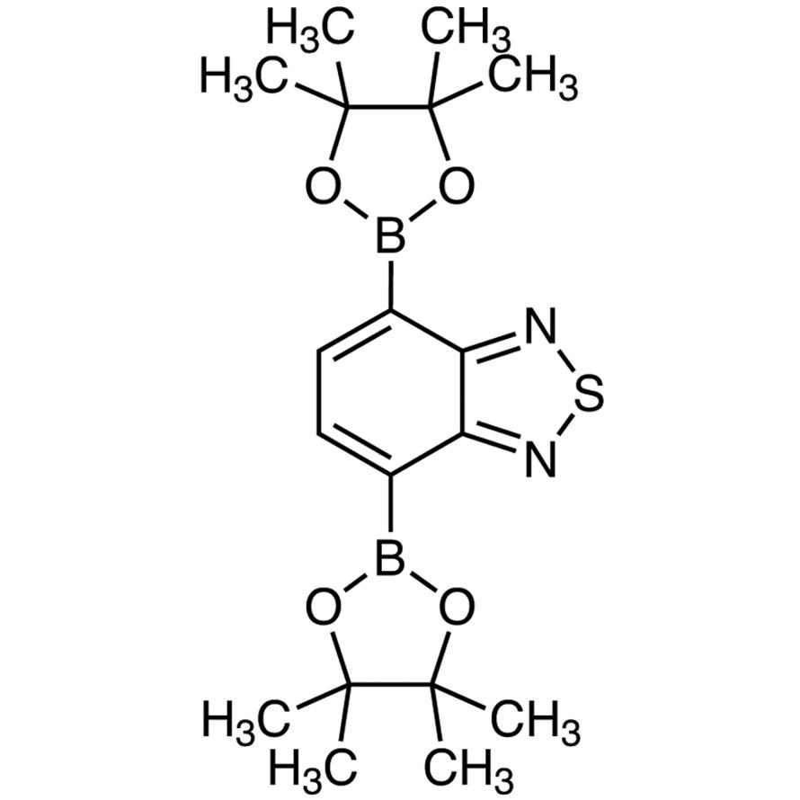 4,7-Bis(4,4,5,5-tetramethyl-1,3,2-dioxaborolan-2-yl)-2,1,3-benzothiadiazole