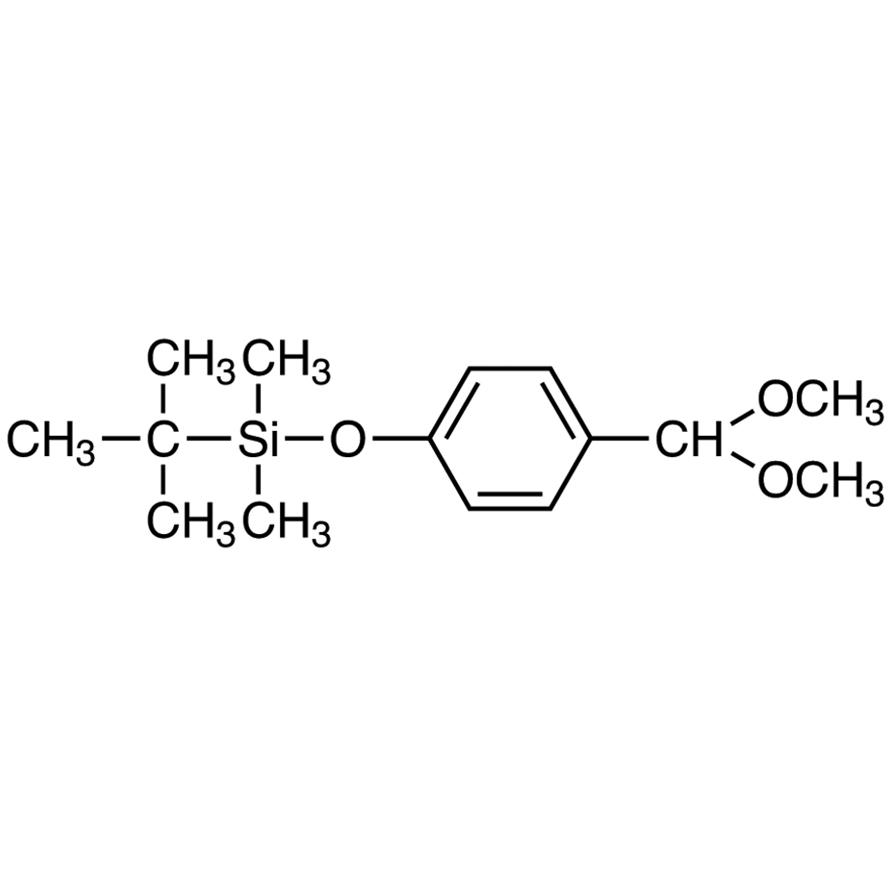 tert-Butyl[4-(dimethoxymethyl)phenoxy]dimethylsilane