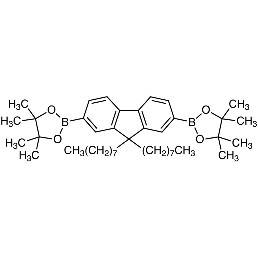 2,7-Bis(4,4,5,5-tetramethyl-1,3,2-dioxaborolan-2-yl)-9,9-di-n-octylfluorene