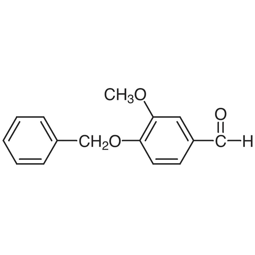 4-Benzyloxy-3-methoxybenzaldehyde