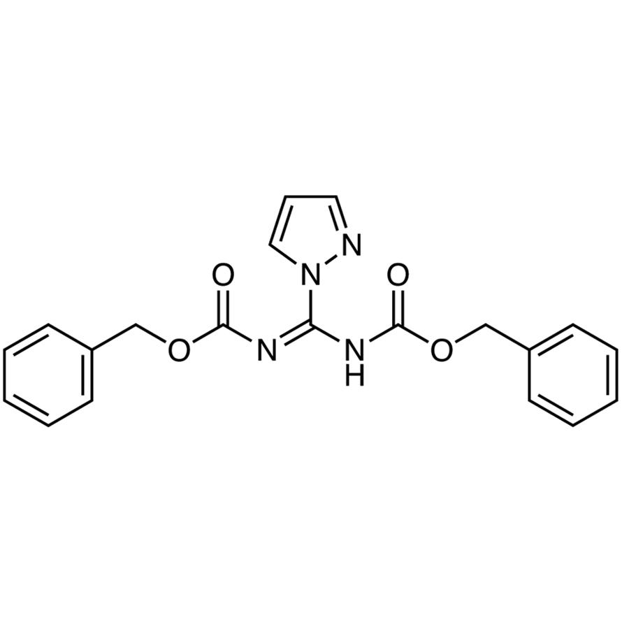 N,N'-Bis(carbobenzoxy)-1H-pyrazole-1-carboxamidine