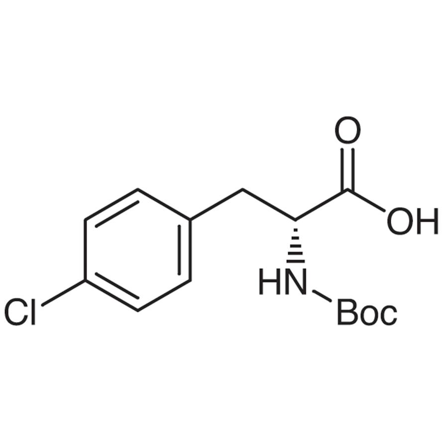 N-(tert-Butoxycarbonyl)-4-chloro-D-phenylalanine
