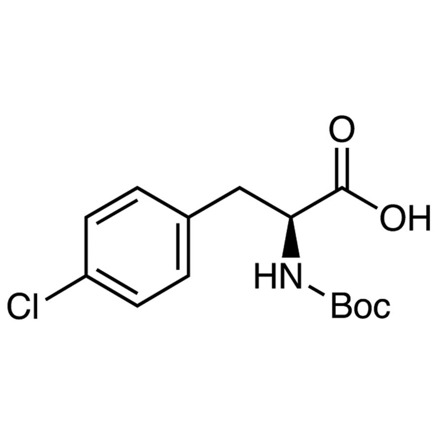 N-(tert-Butoxycarbonyl)-4-chloro-L-phenylalanine