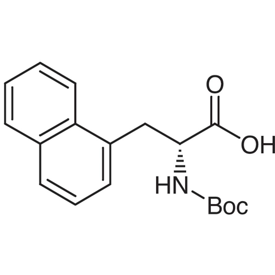 N-(tert-Butoxycarbonyl)-3-(1-naphthyl)-D-alanine