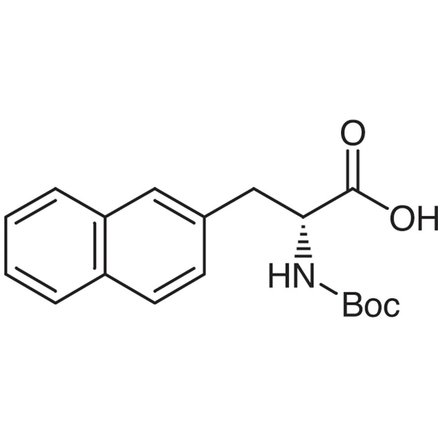 N-(tert-Butoxycarbonyl)-3-(2-naphthyl)-D-alanine