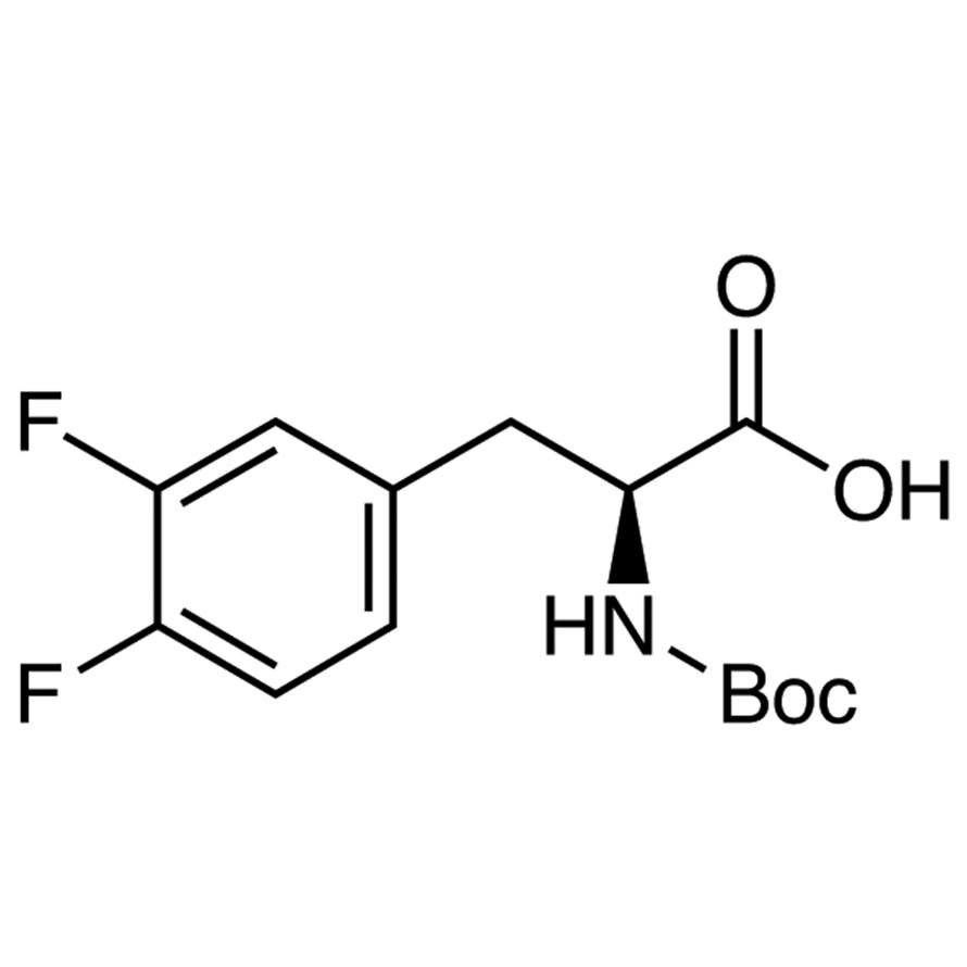 N-(tert-Butoxycarbonyl)-3,4-difluoro-L-phenylalanine